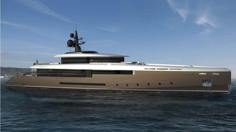 Endeavour II Motor Yacht Rossinavi