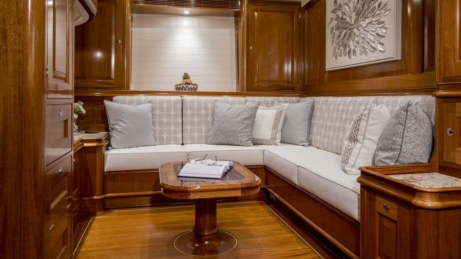 Acadia Yacht Truly Classic 90 Interior
