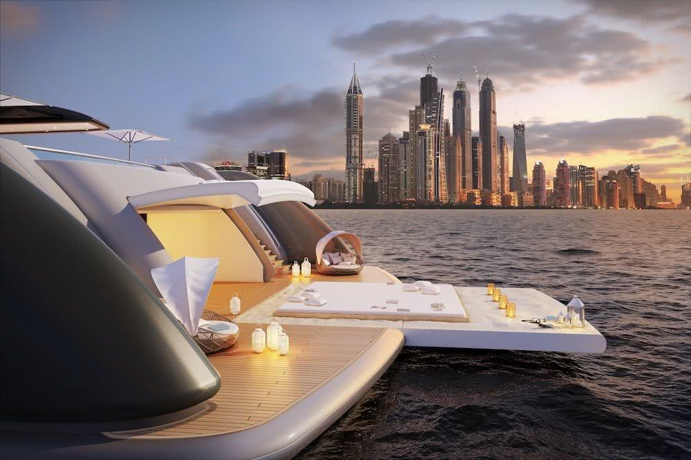 Amara 120 Motor Yacht Concept Oceanco
