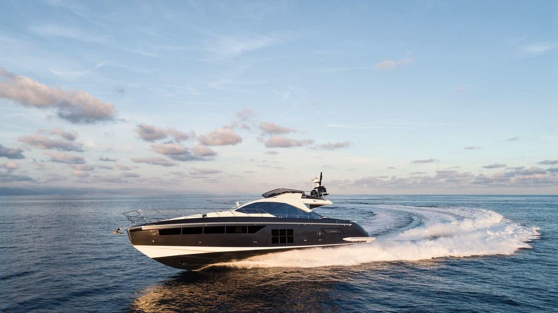 Azimut S7 Carbon Motor Yacht