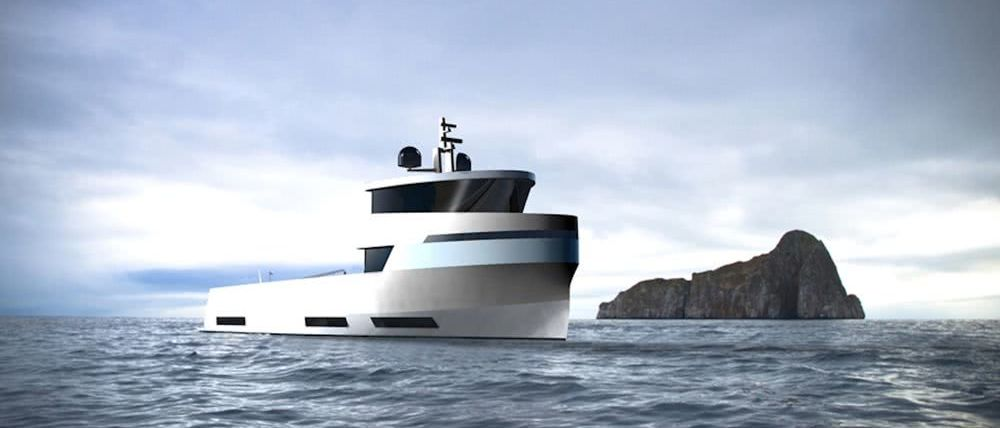 Naucrates 85 Green Yachts