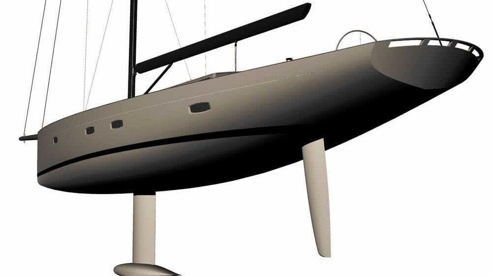 Performance Classic 83 Sailing Yacht Design Hoek