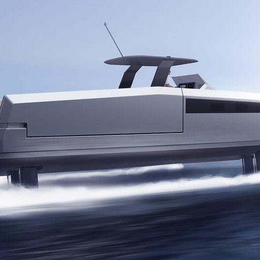 Sunreef 40 Open Foiling Boat