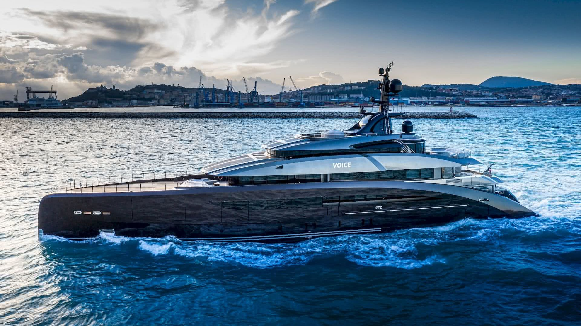 CRN 137 62m Yacht Nuvolari Lenard Design