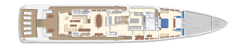 Home Yacht Heesen Interior