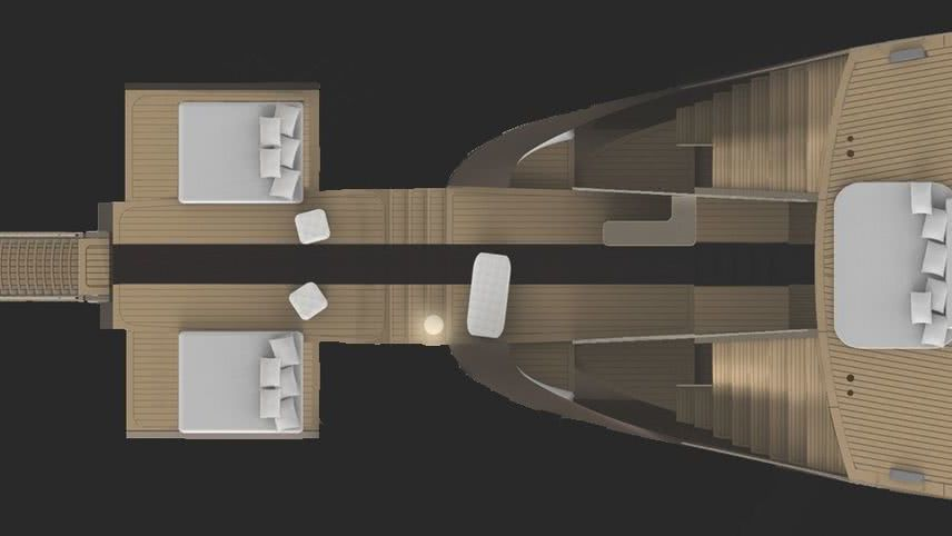 Sailing Yacht Design ILLUSION InMind Design