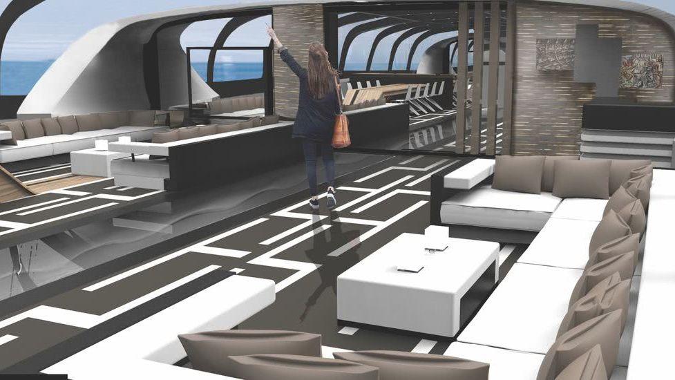 Sailing Yacht Design ILLUSION InMind Design Interior