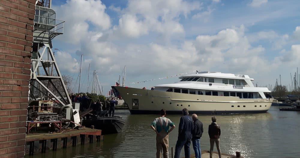 Soprano Motor Yacht Diana Yacht Design Haakvoort