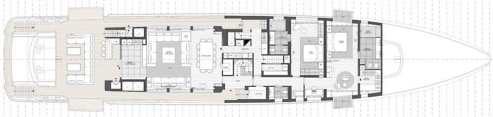 Vertige Yacht Tankoa S501