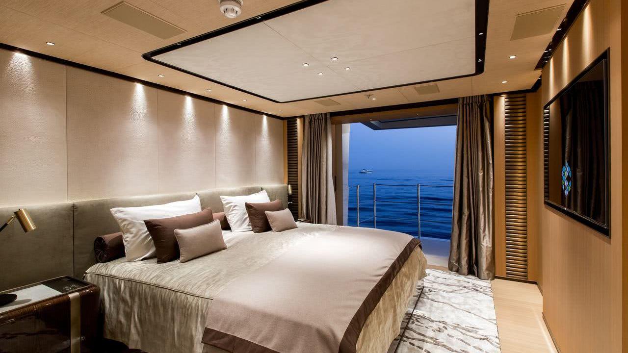 Vertige Yacht Interior Tankoa S501 Margherita Casprini