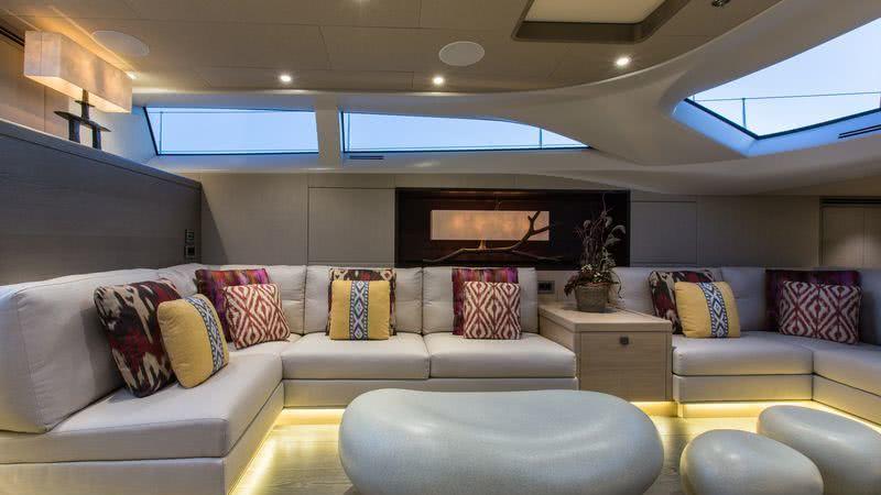 Inukshuk Sailing Yacht Inukshuk Baltic Yachts Interior