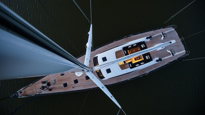 Inukshuk Sailing Yacht Inukshuk Baltic Yachts