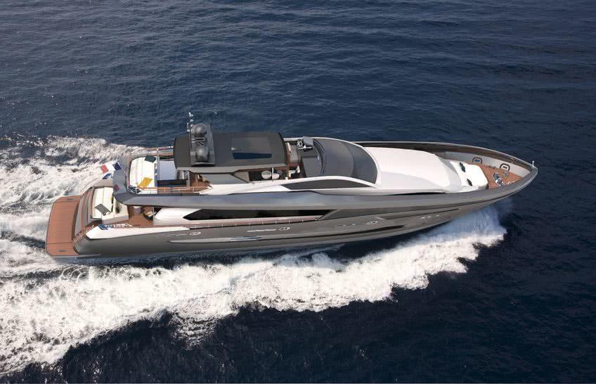 Couach 3700 Motor Yacht