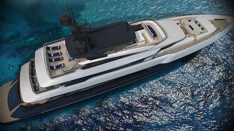 N2H Motor Yacht Rossinavi