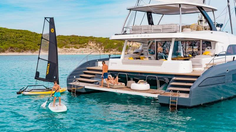 Lagoon Seventy 7 Sailing Yacht Catamaran