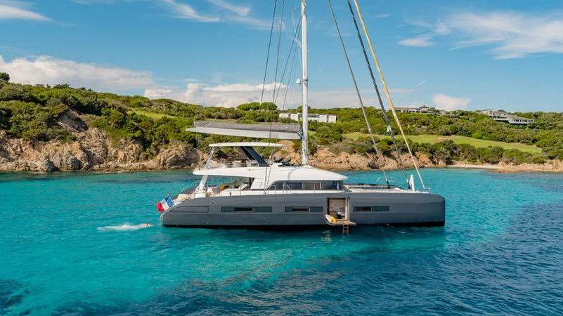 Lagoon Seventy 7 Sailing Yacht Catamaran VPLP Design