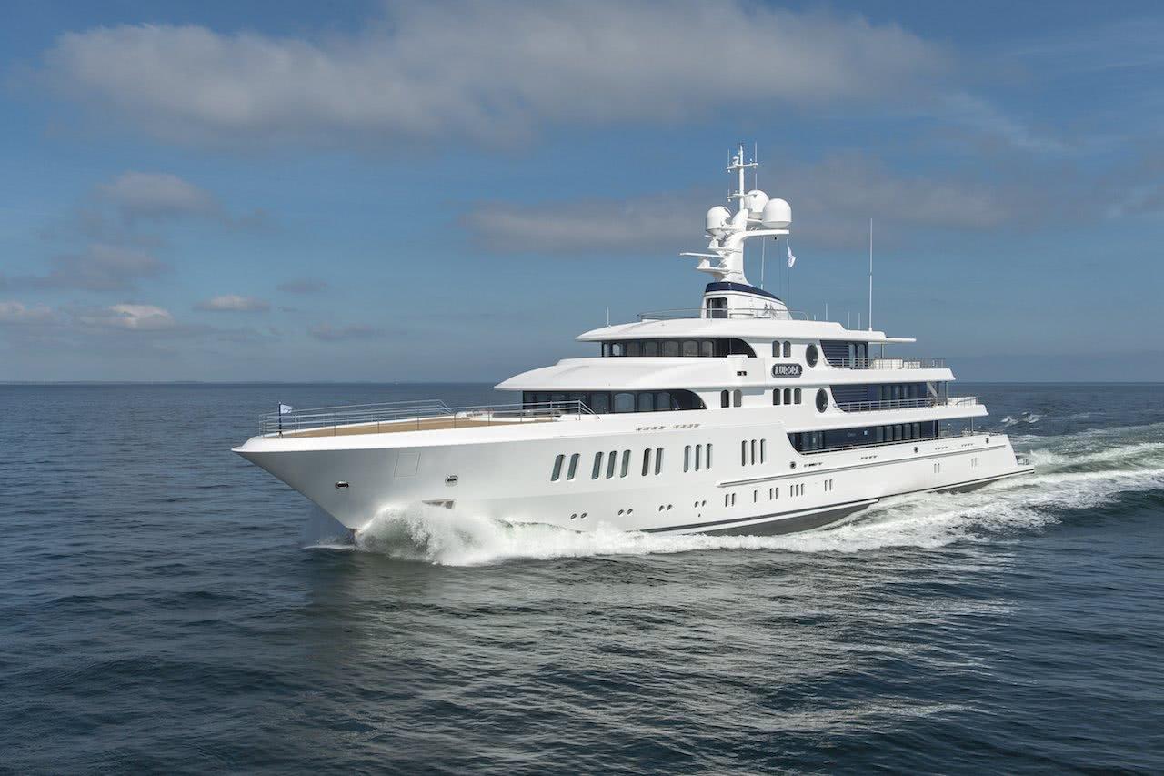 Aurora Lürssen Motor Yacht