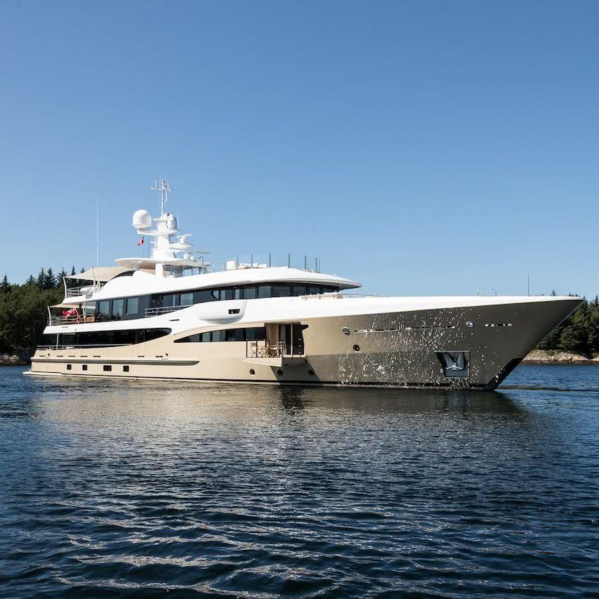 Motor Yacht LILI Amels 180