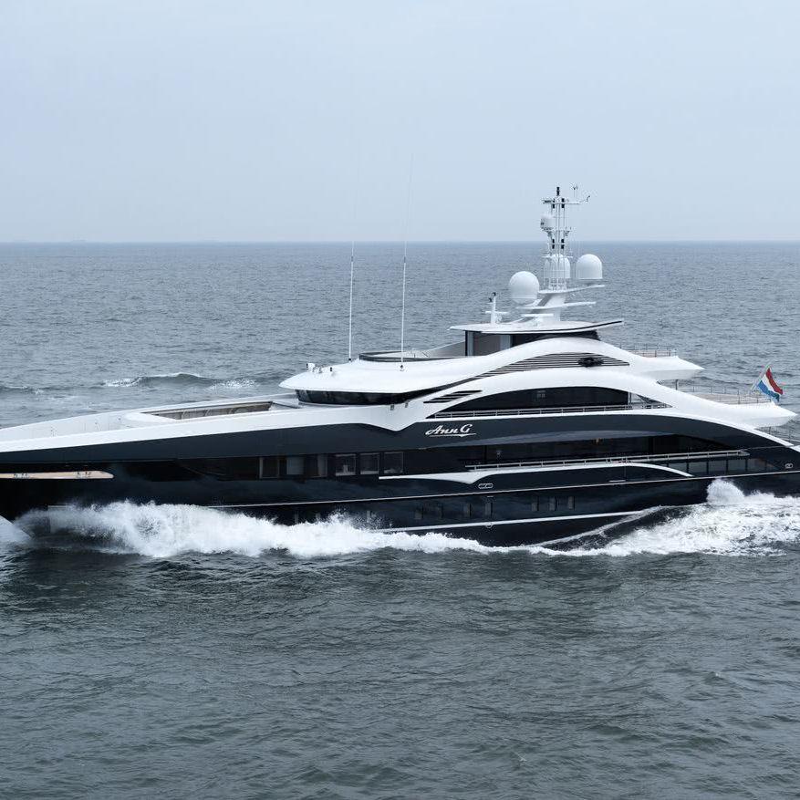 Motor Yacht Lady Li Heesen Yachts