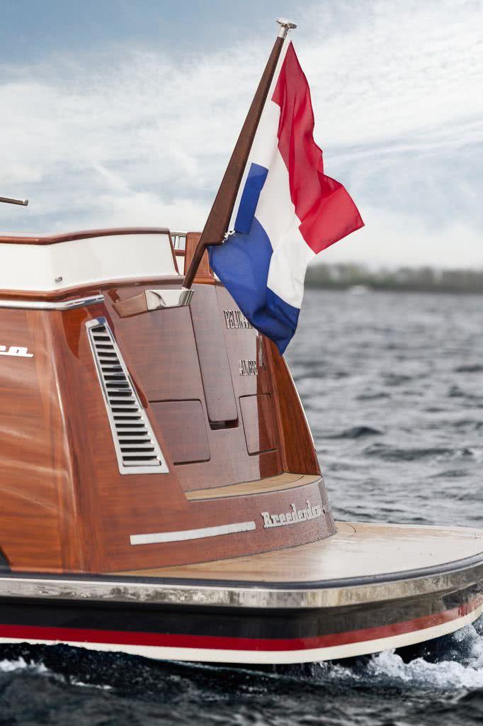 Breedendam MTB fourzero Motor Yacht