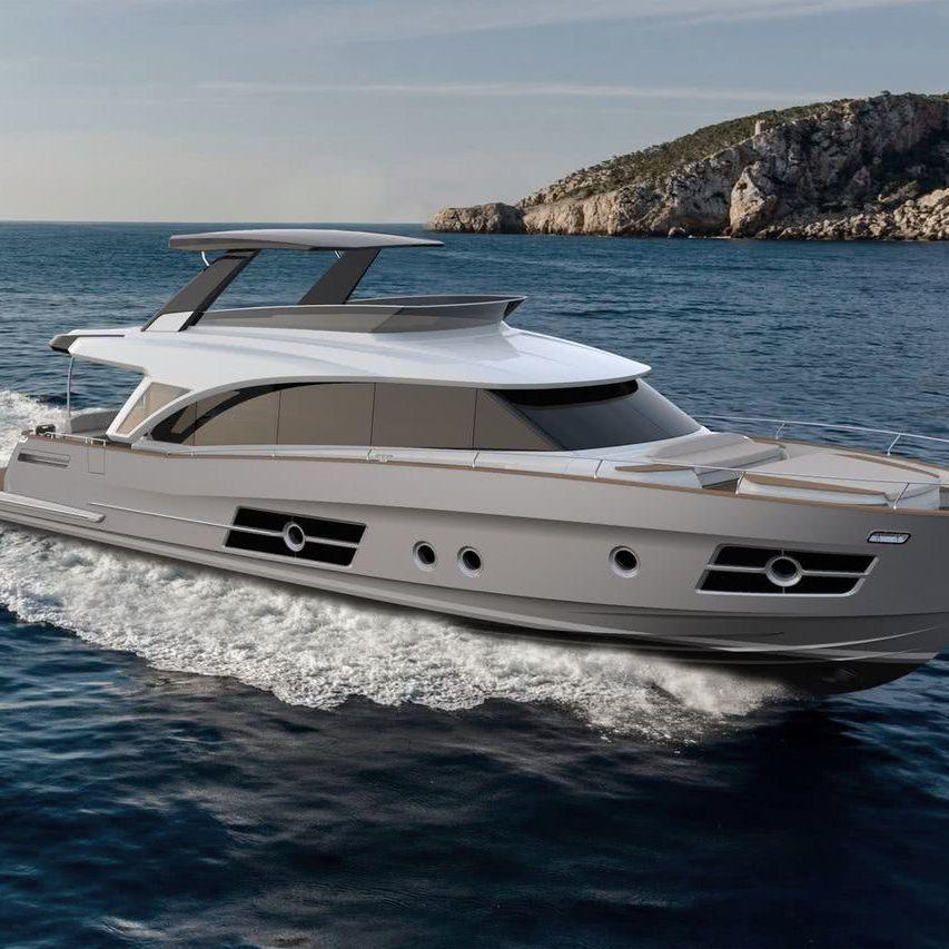 Greenline 65 Hybrid Yacht