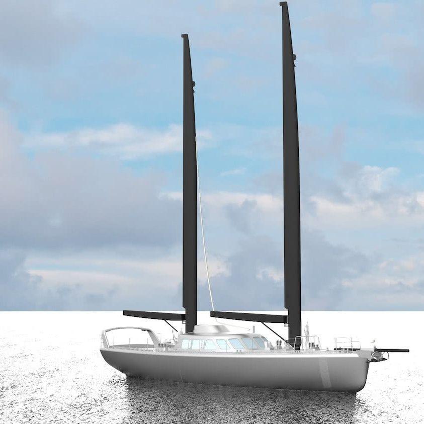 Nanuq KM Yachtbuilders Explorer Sailing Yacht