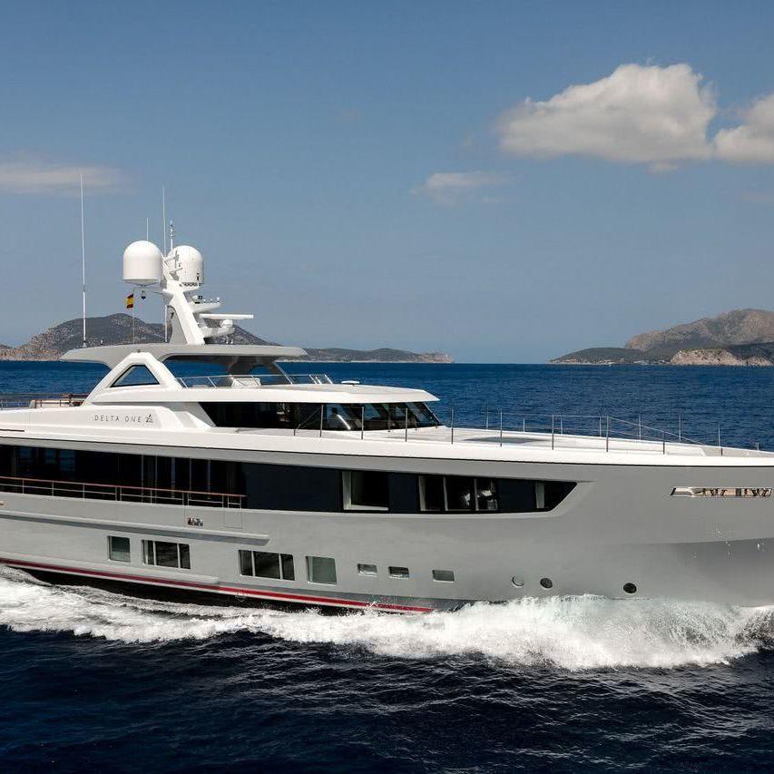 Motor Yacht DELTA ONE Mulder Thirty Six