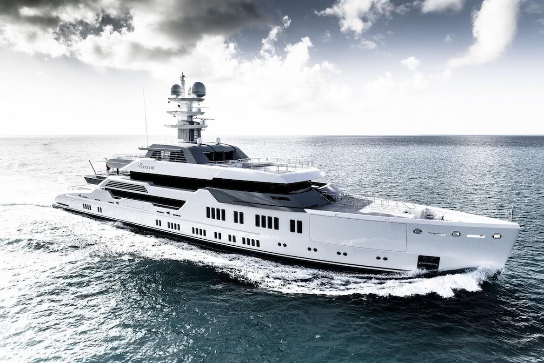 Motor Yacht Elysian Lürssen Yachts