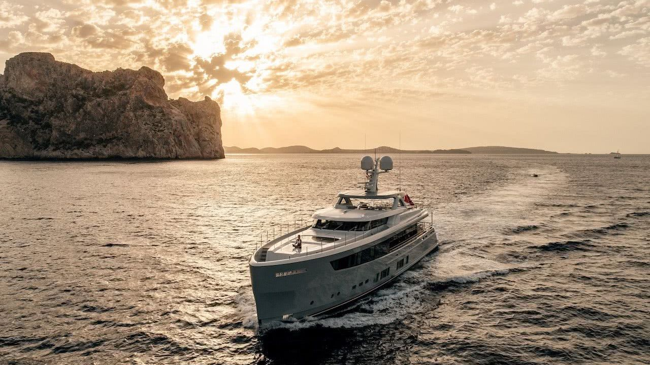 Mulder Thirty Six Motor Yacht