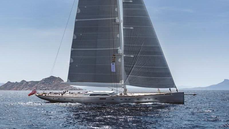 Sailing Yacht PINK GIN by Baltic Yachts