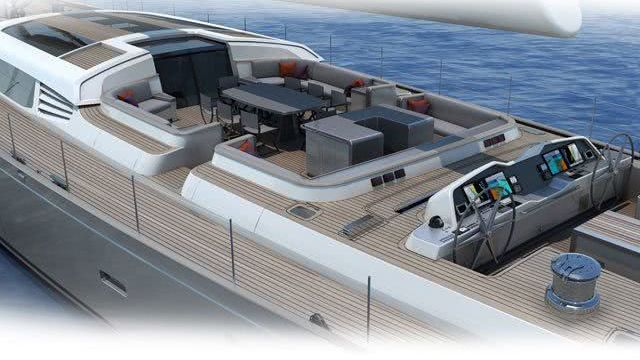 Sailing Yacht Pink Gin VI Baltic Yachts