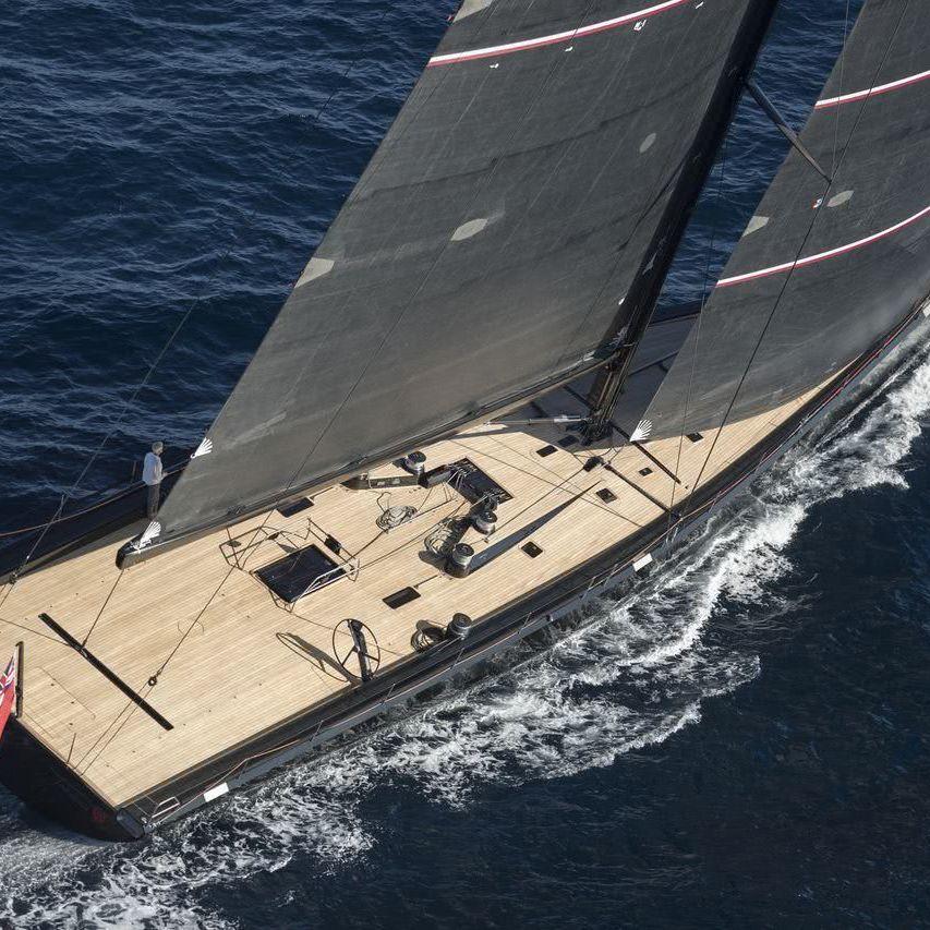 Sailing Yacht Tango Wally Yachts