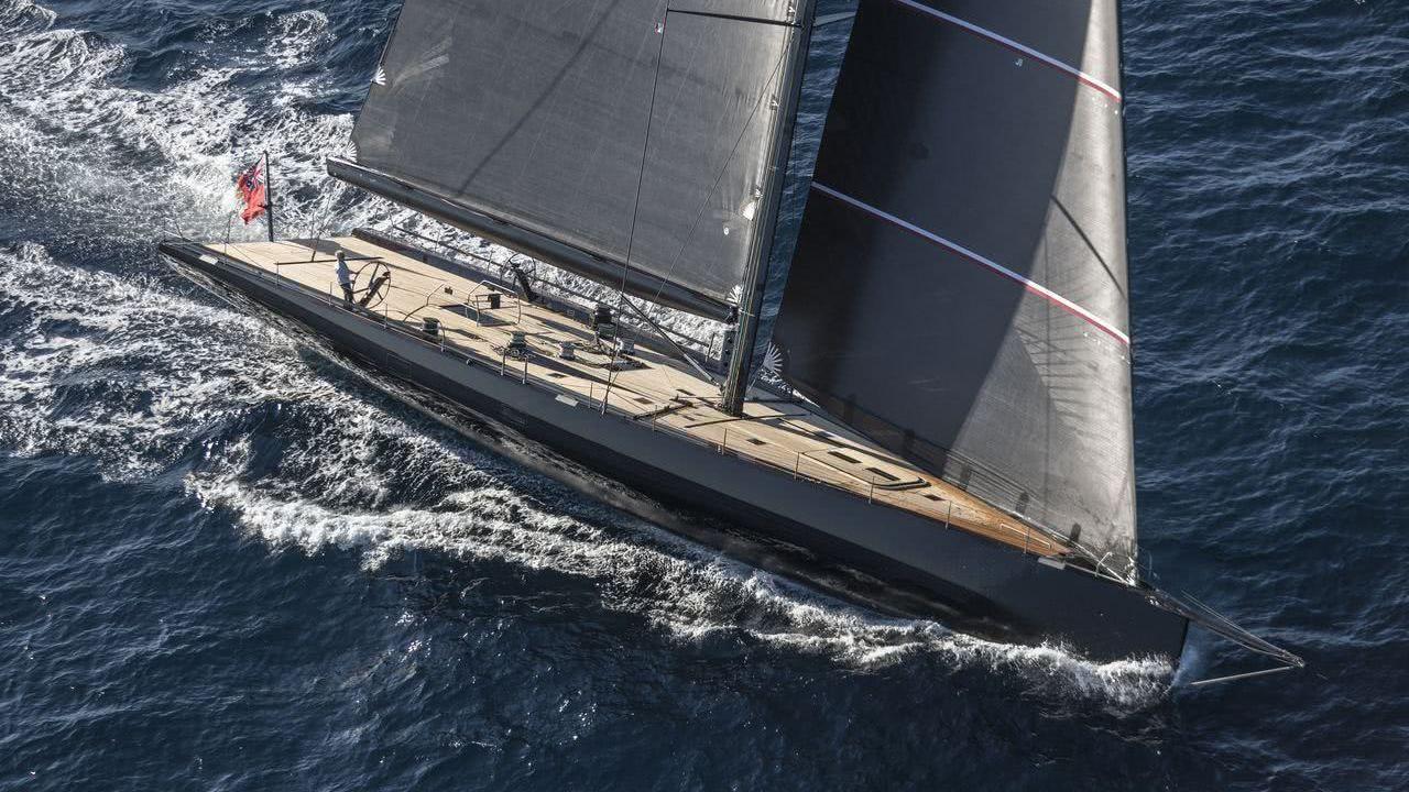 Tango Wally Sailing Yacht