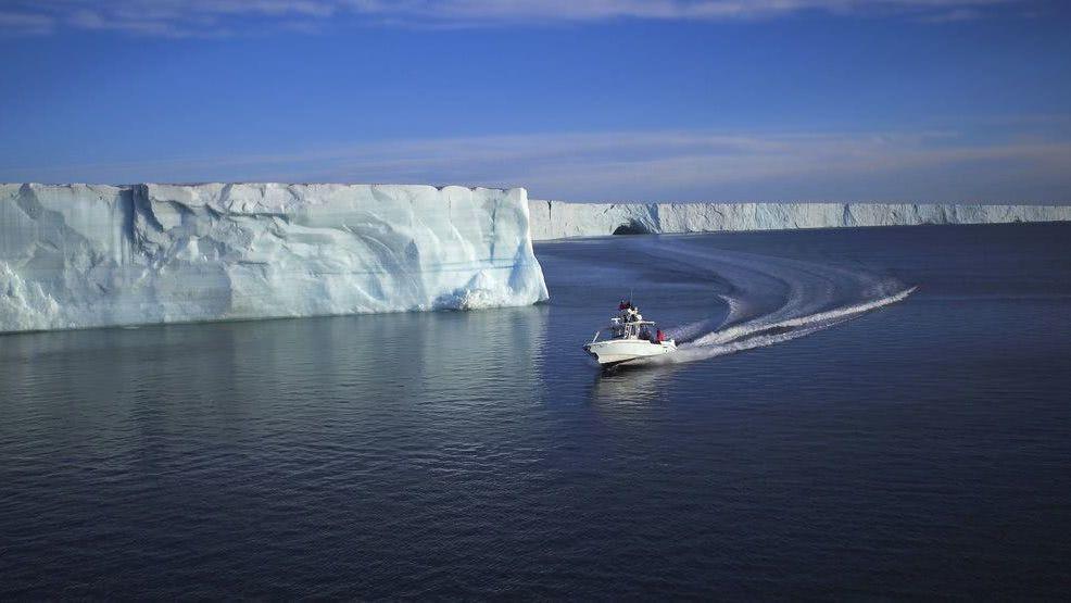 Yacht Video The Highest Latitude