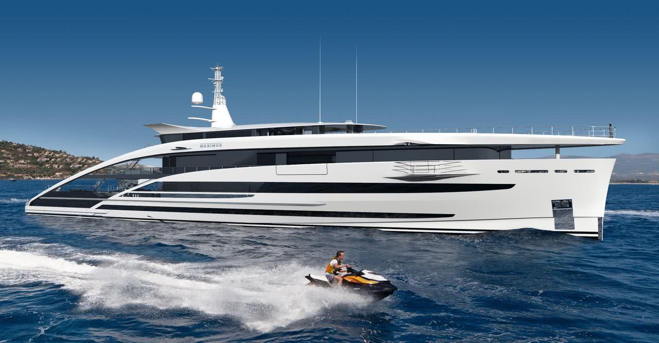 Maximus Motor Yacht Heesen Yachts