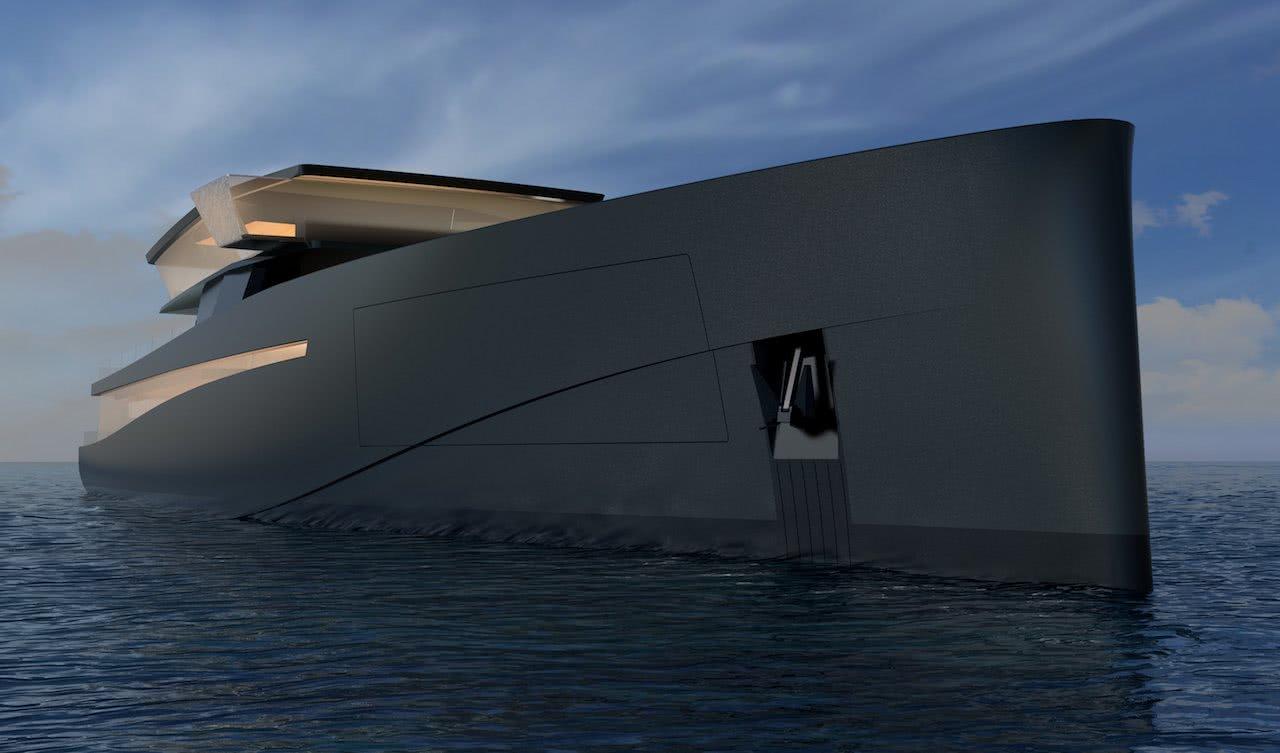 83m Motor Yacht Wally Nobiskrug