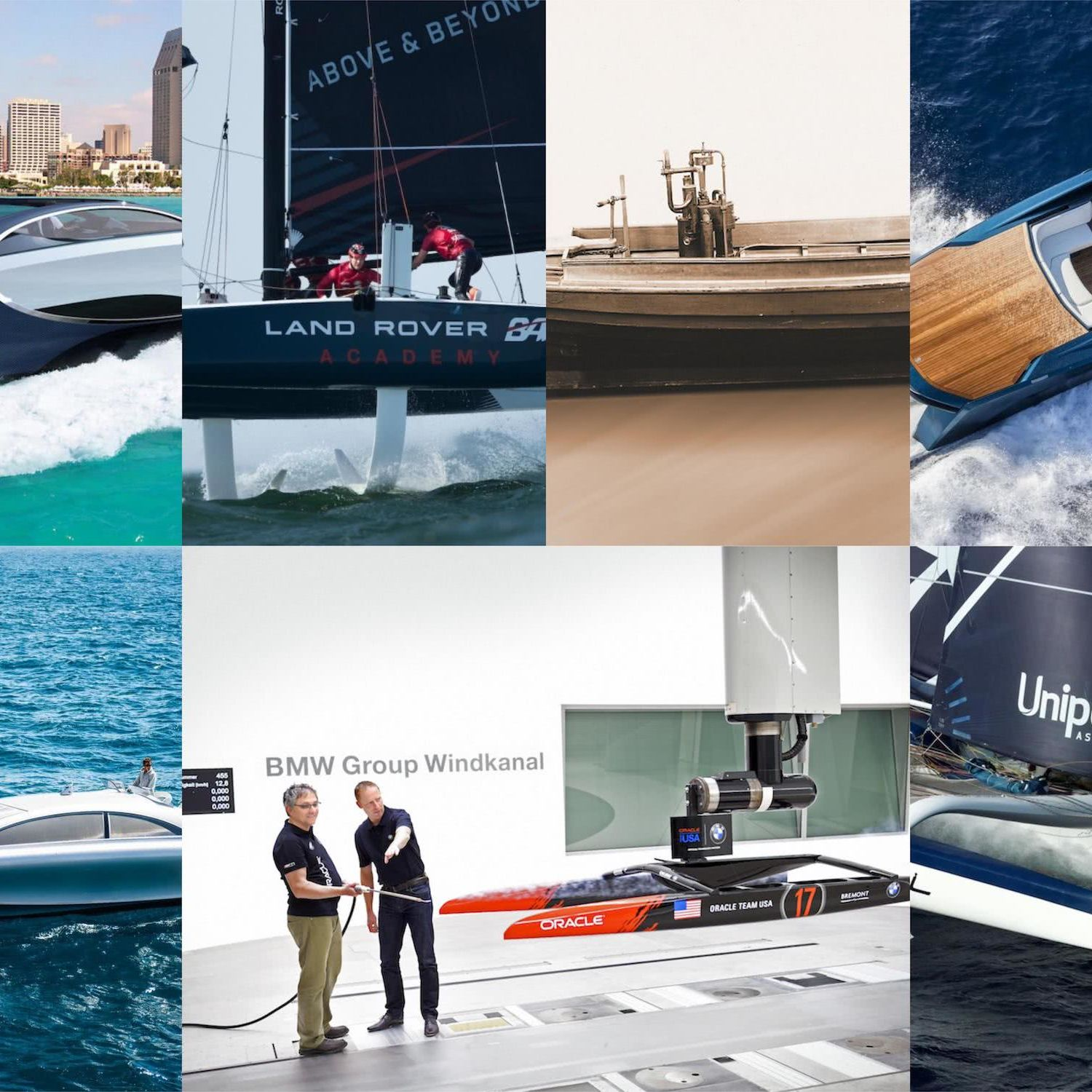 Yacht and Car Brands