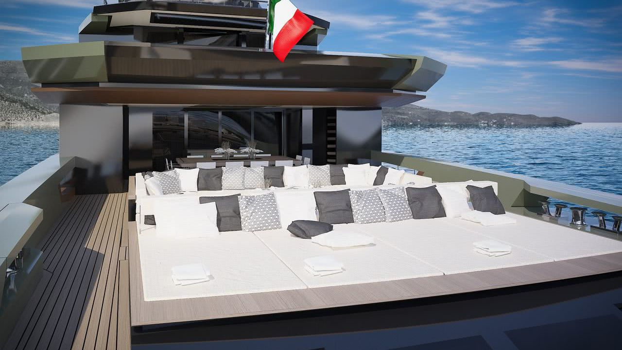 For.th arcadia yachts hot lab yacht design