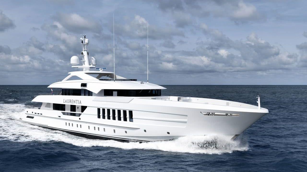 Motor Yacht Laurentia Heesen Yachts