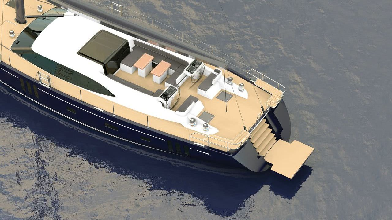 Oyster 835 Sailing Yacht Humphreys Yacht Design