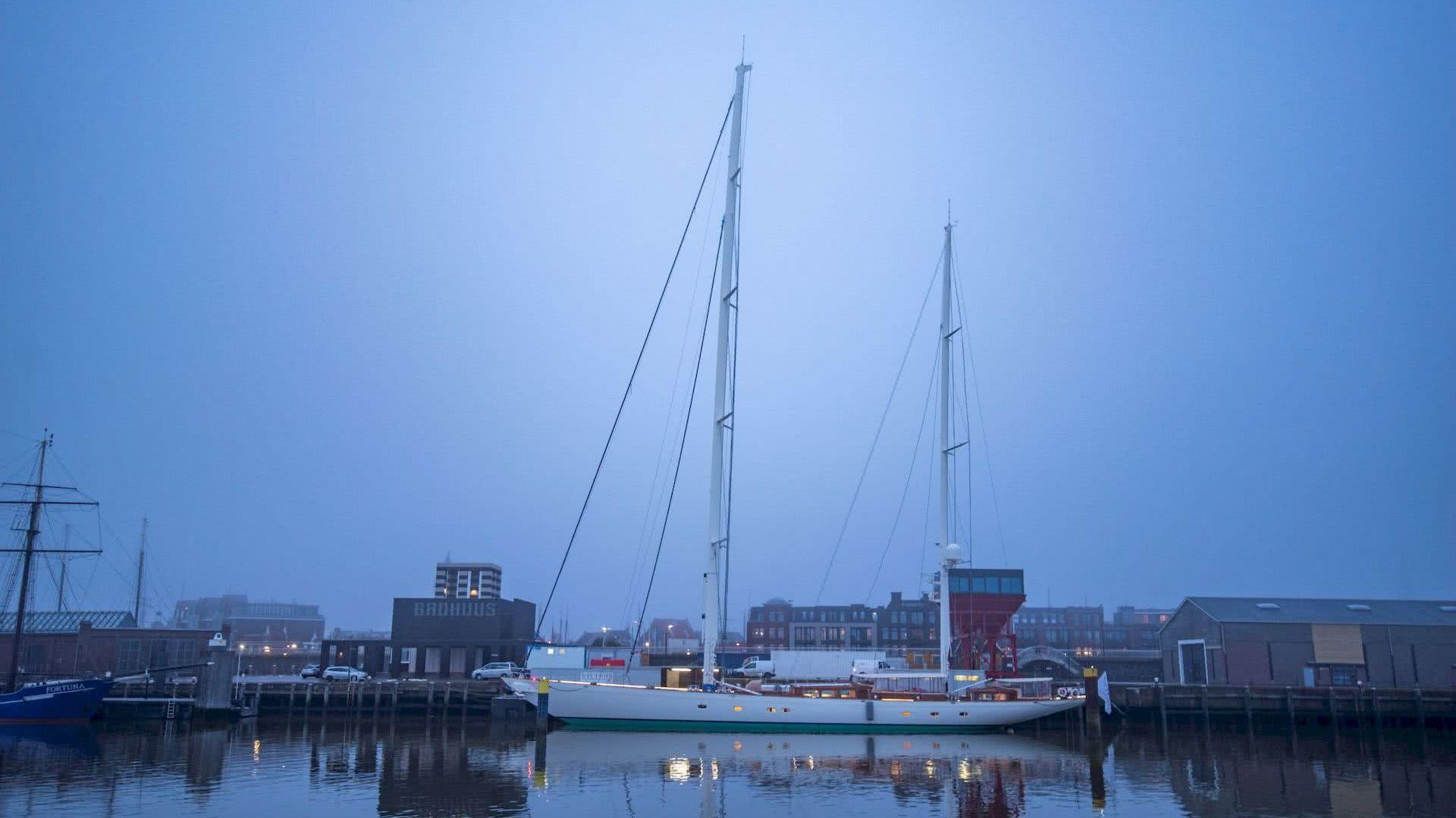 Meraki Yacht Vitters