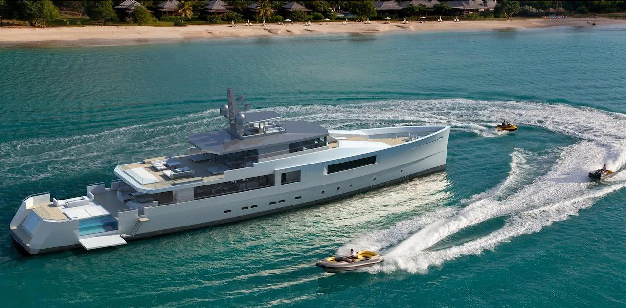 50m Explorer Yacht