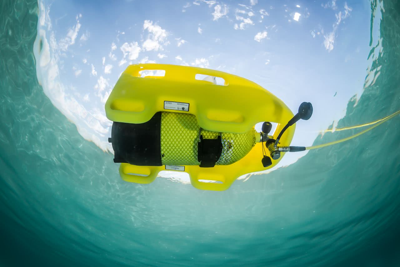 Peter Diving System Yacht