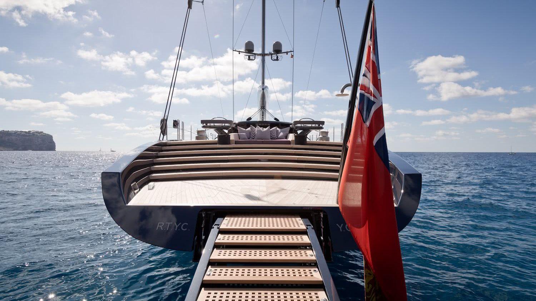ngoni super sailingyacht
