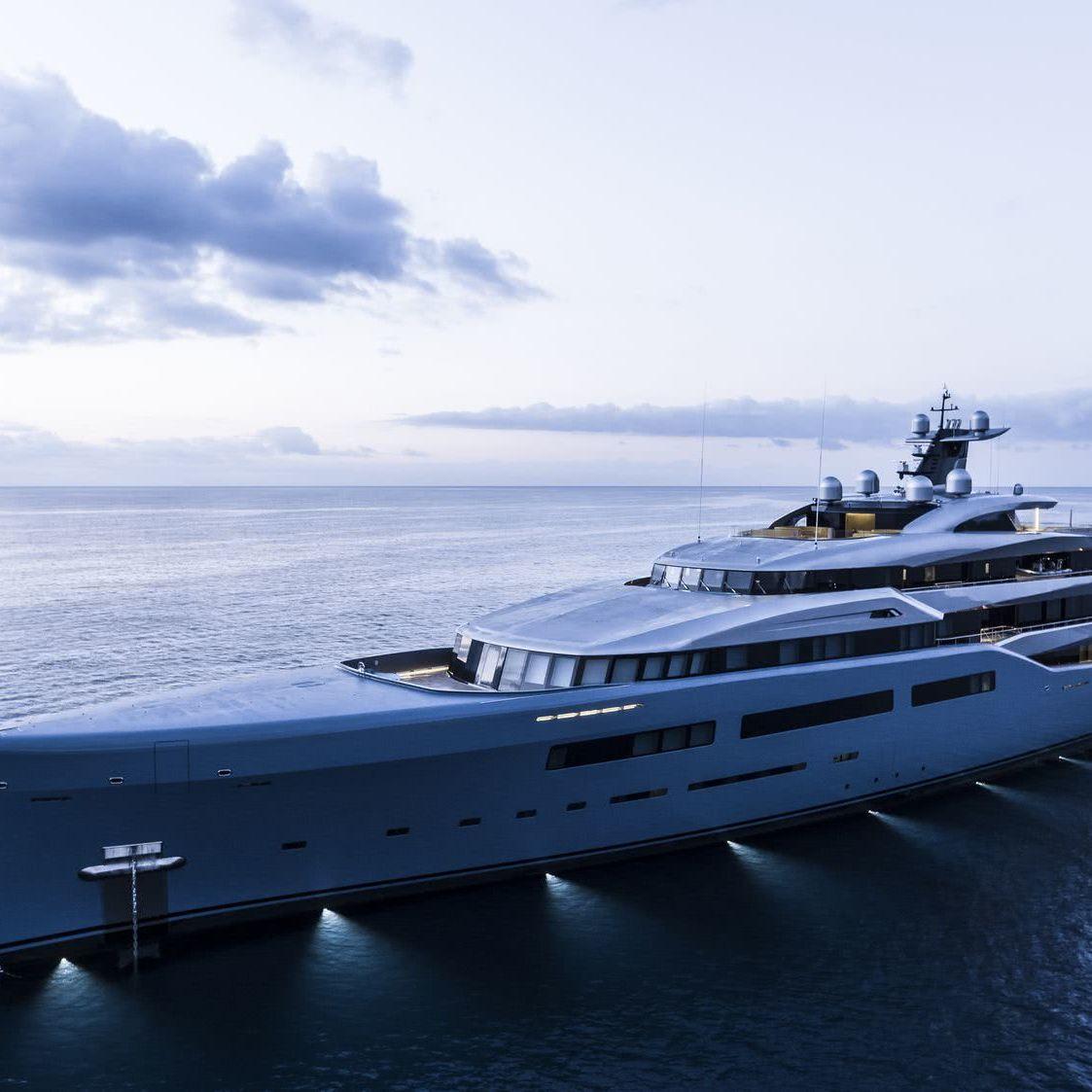 Motor Yacht Aviva Abeking & Rasmussen