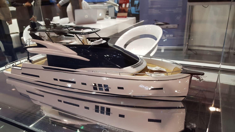 Adler Suprema Extended Hybrid Motor Yacht