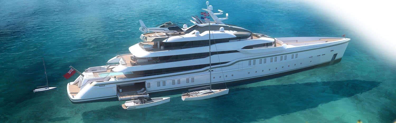CRN 86m Explorer Motor Yacht Eidsgaard Design