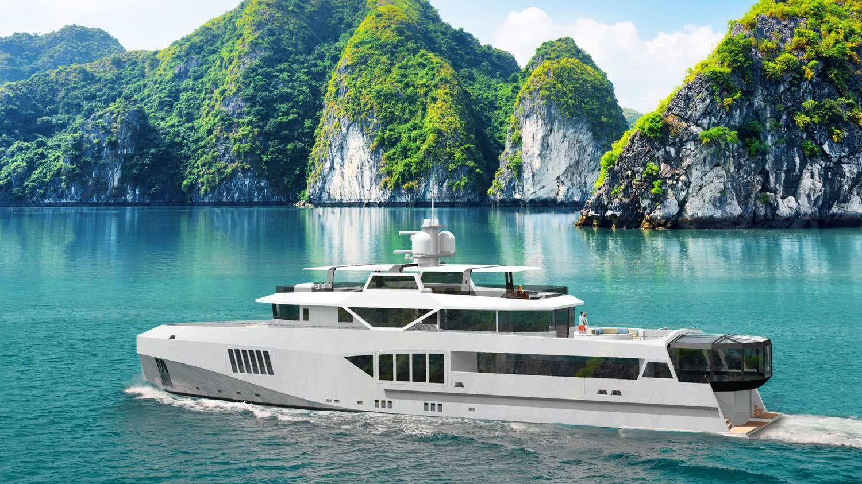 Cape Hawk 690 Motor Yacht
