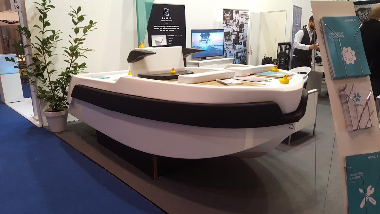 Adler Suprema Hybrid Motor Yacht Tender