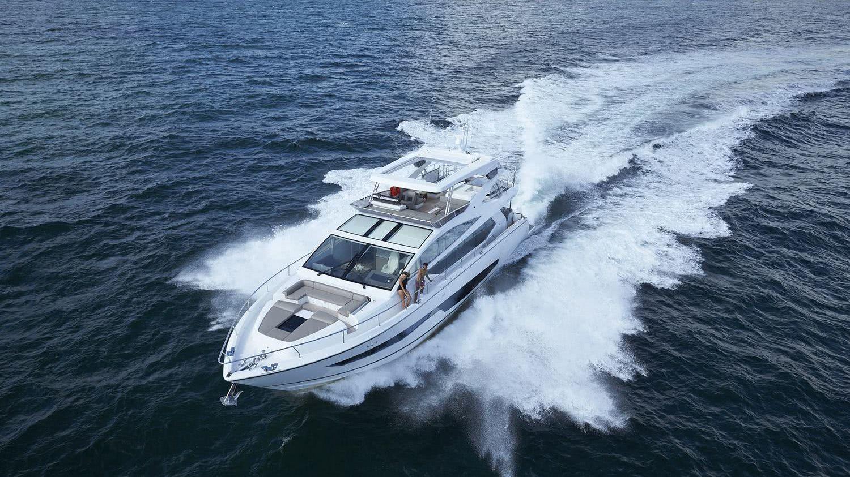 Motor Yacht Pearl 80
